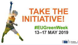 #EUGreenWeek 2019, 13-17 May