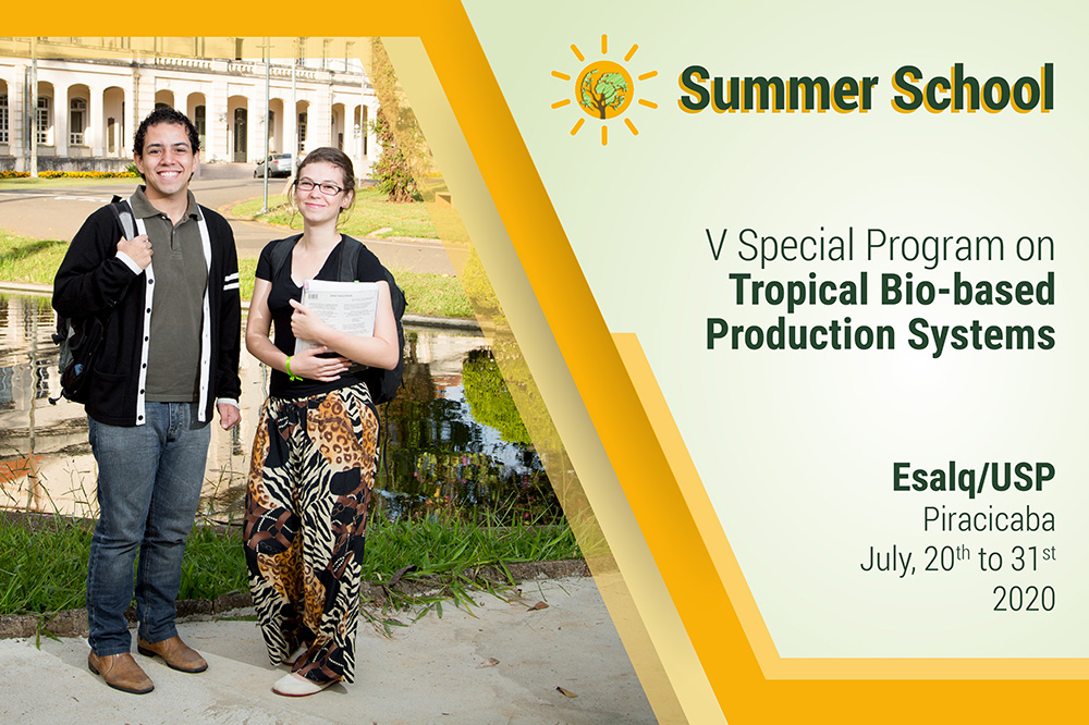 Special Program on Tropical Bio-based Production Systems